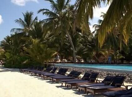 马尔代夫卡尼岛度假村海滩