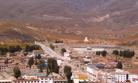 四川省甘孜州稻城县