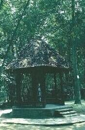杜甫草堂茅屋