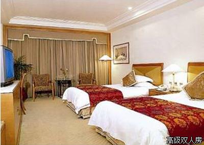 九寨沟喜来登大酒店高级双人房2010年