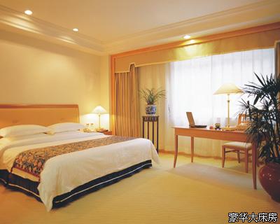 九寨沟喜来登大酒店豪华大床房2010年