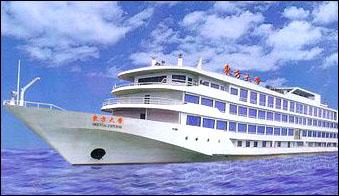 三峡游轮2010年