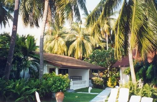 马尔代夫椰子岛Kurumba Maldives别墅