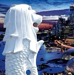 新加坡狮城