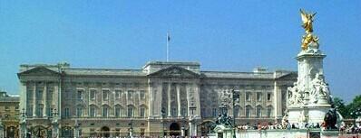 英国伦敦 白金汉宫(Buckingham Palace)