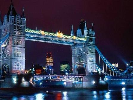 英国剑桥 (Cambridge)  伦敦塔桥