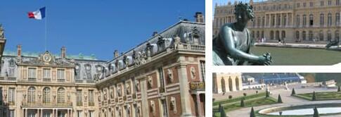 法国巴黎凡尔塞宫景点