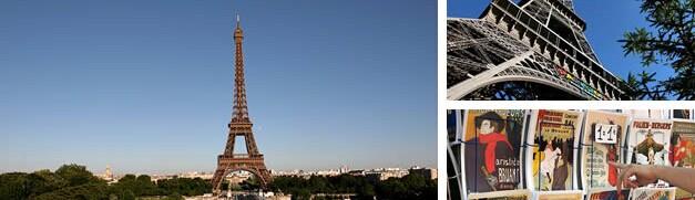 法国巴黎艾菲尔铁塔(Tour Eiffel)
