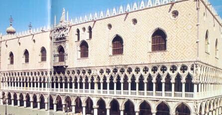 威尼斯总督宫景点