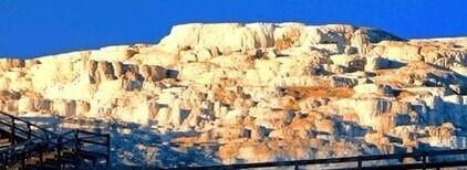 美国黄石国家公园景区旅游景点