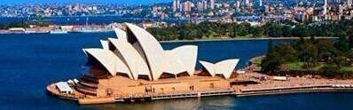 澳大利亚(Australia)美丽的南半球国家——